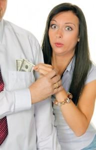 Auch Ehegatten können Anspruch auf Alimente haben
